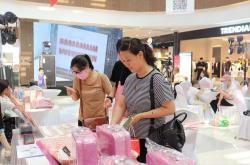 湖南企业服贸会共有来自153个国家和地区的一万多家企业参展