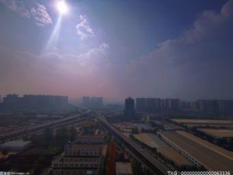 未来一周长沙气温仍然偏高 国庆期间仍有高温晴热天气