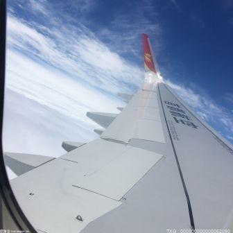 中国东方航空国庆期间 投放航班量同比上升8.96%